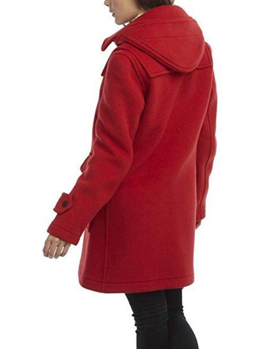 To All the Boys P.S. I Still Love You Lara Jean Hooded Coat