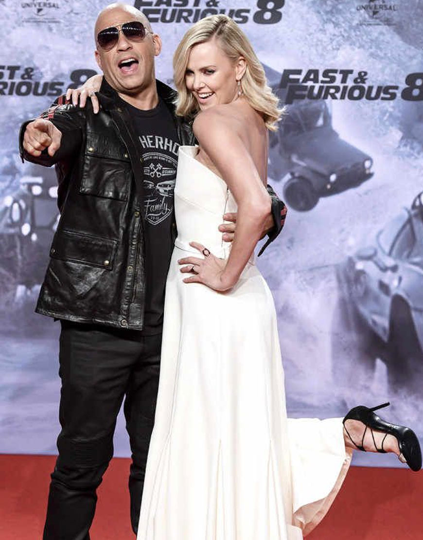 Fast and Furious 9 Premiere Leather Jacket
