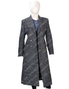 Elizabeth Lail You Season 2 Guinevere Beck Wool Coat