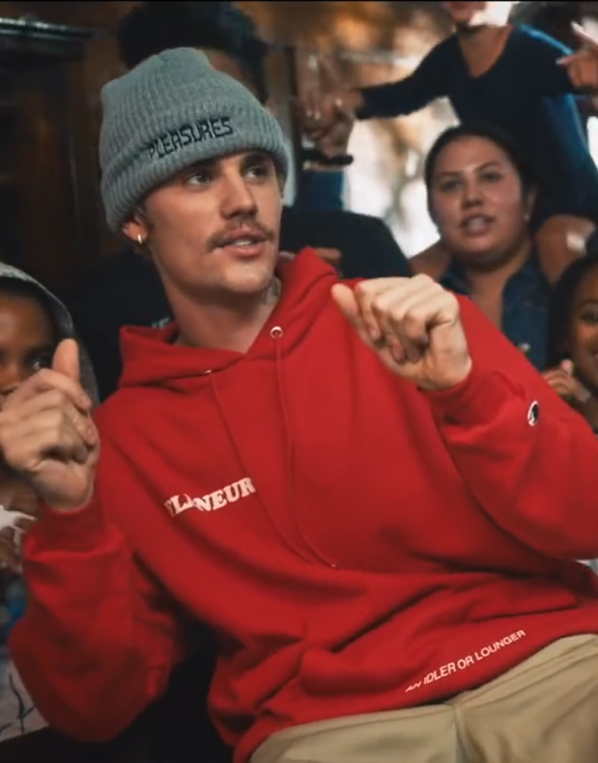 Intentions Justin Bieber Hoodie