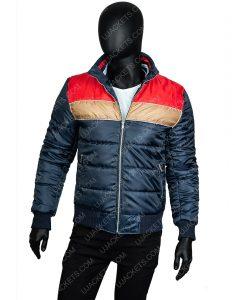 Locke & Key Tyler Locke Parachute Puffer Jacket