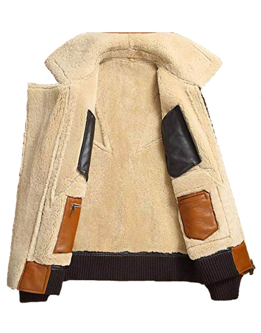 Sheepskin-Leather-jacket