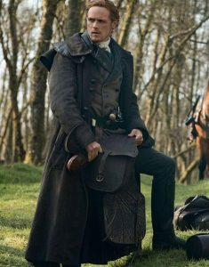 jamie-fraser-Trench-Coat