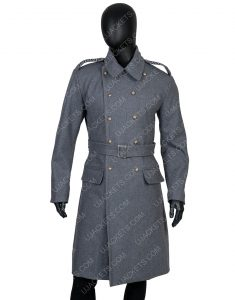 Captain Jack Harkness Torchwood Black Coat