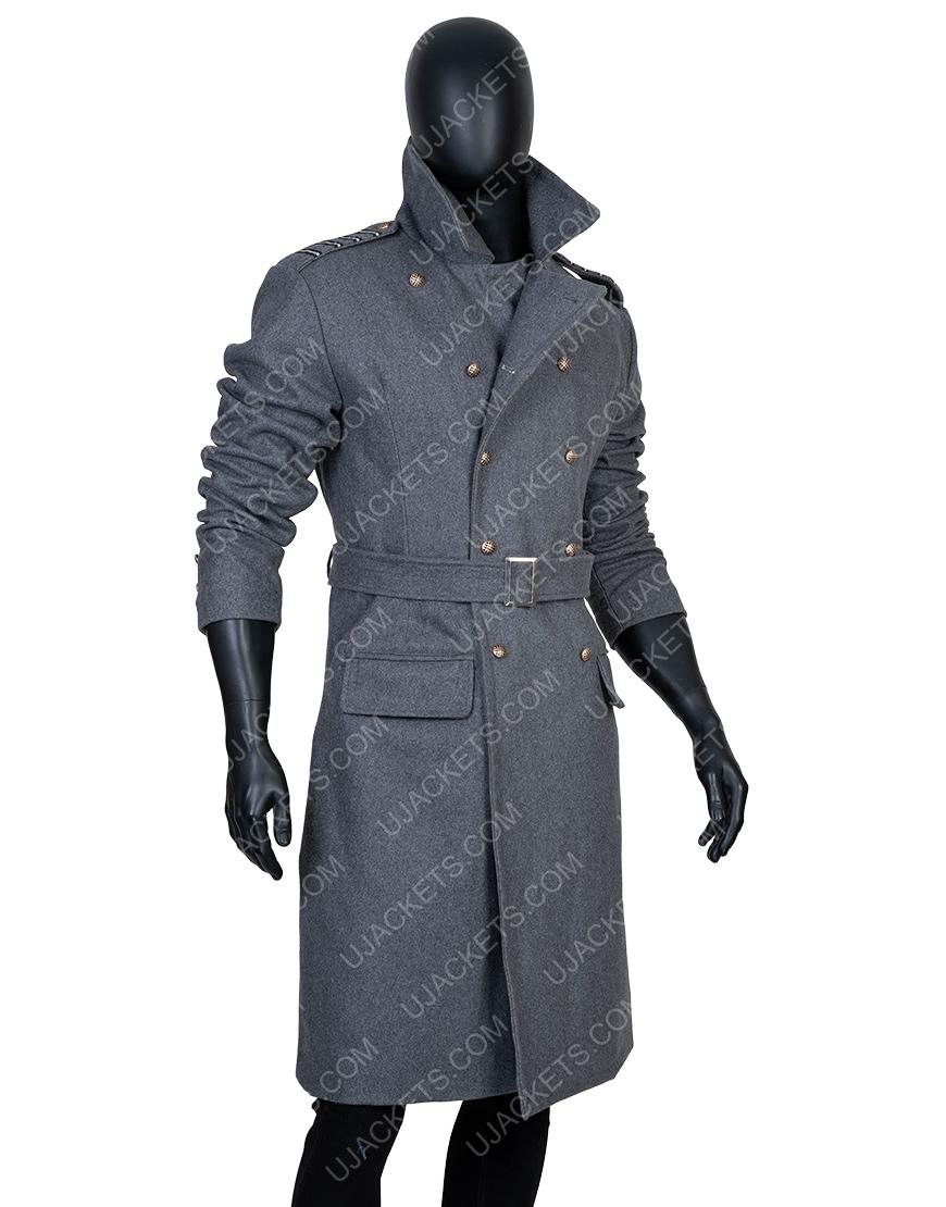 Captain Jack Harkness Torchwood Black Trench Coat