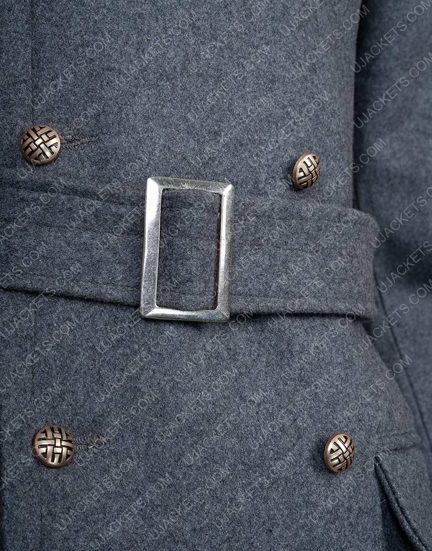 Captain Jack Harkness Torchwood Grey Coat