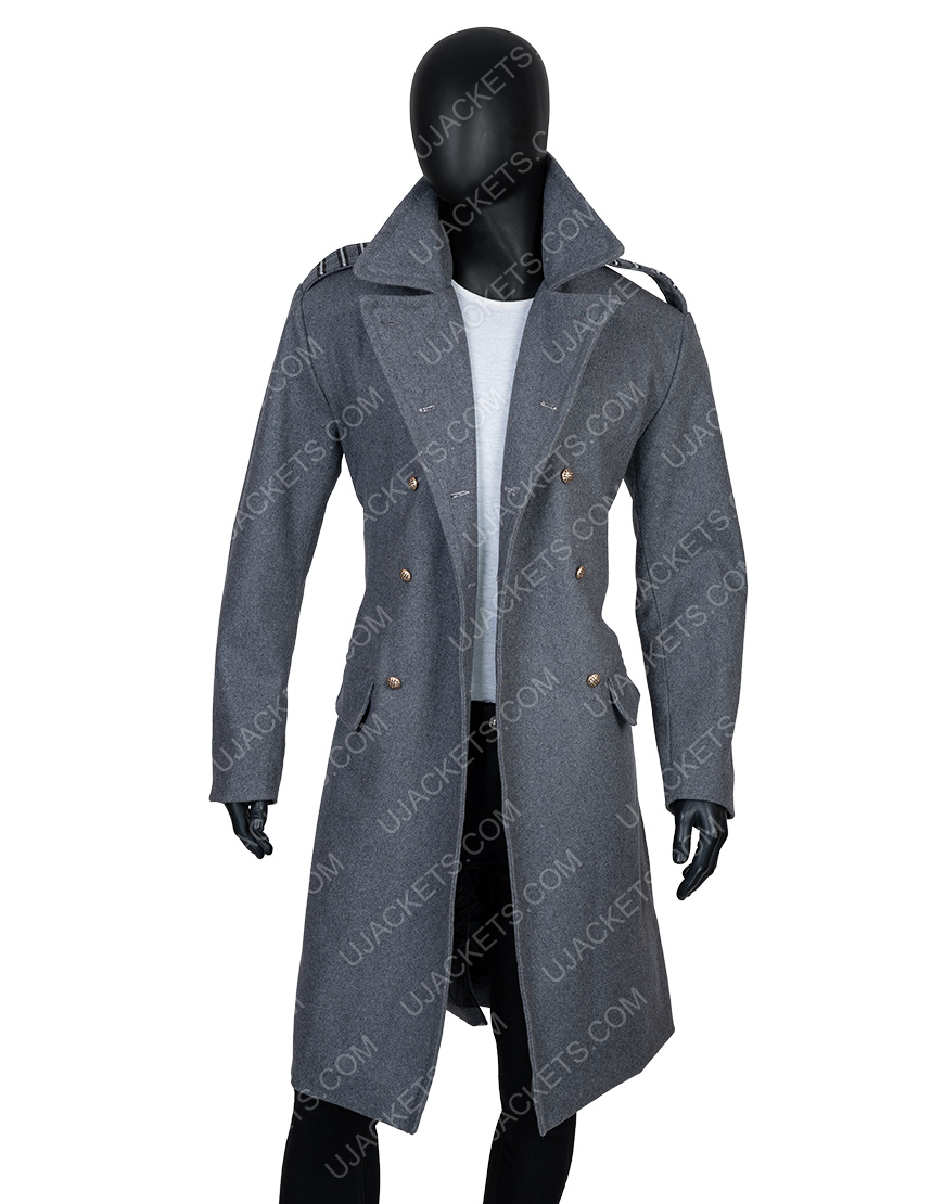 Captain Jack Harkness Torchwood Trench Coat