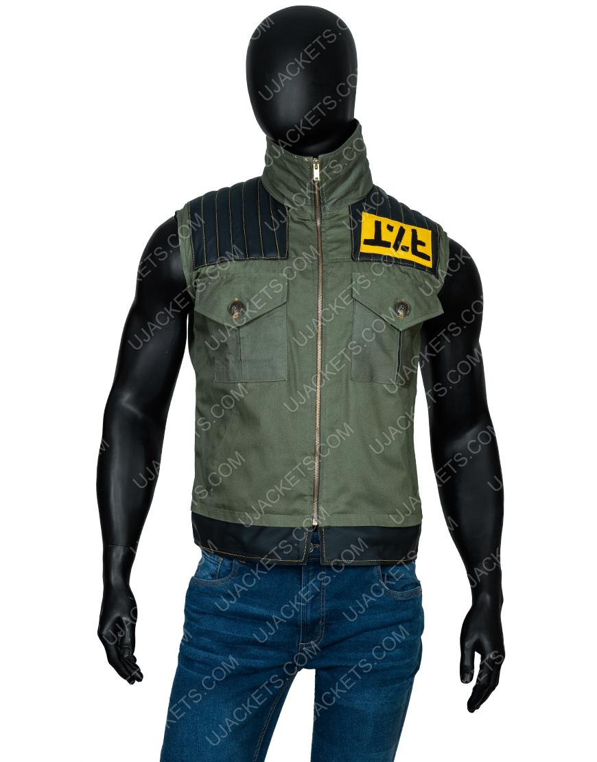 Chemical Romance cotton Vest