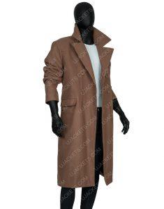 David Tennant Tenth 10th Doctor Who Long Woolen Coat