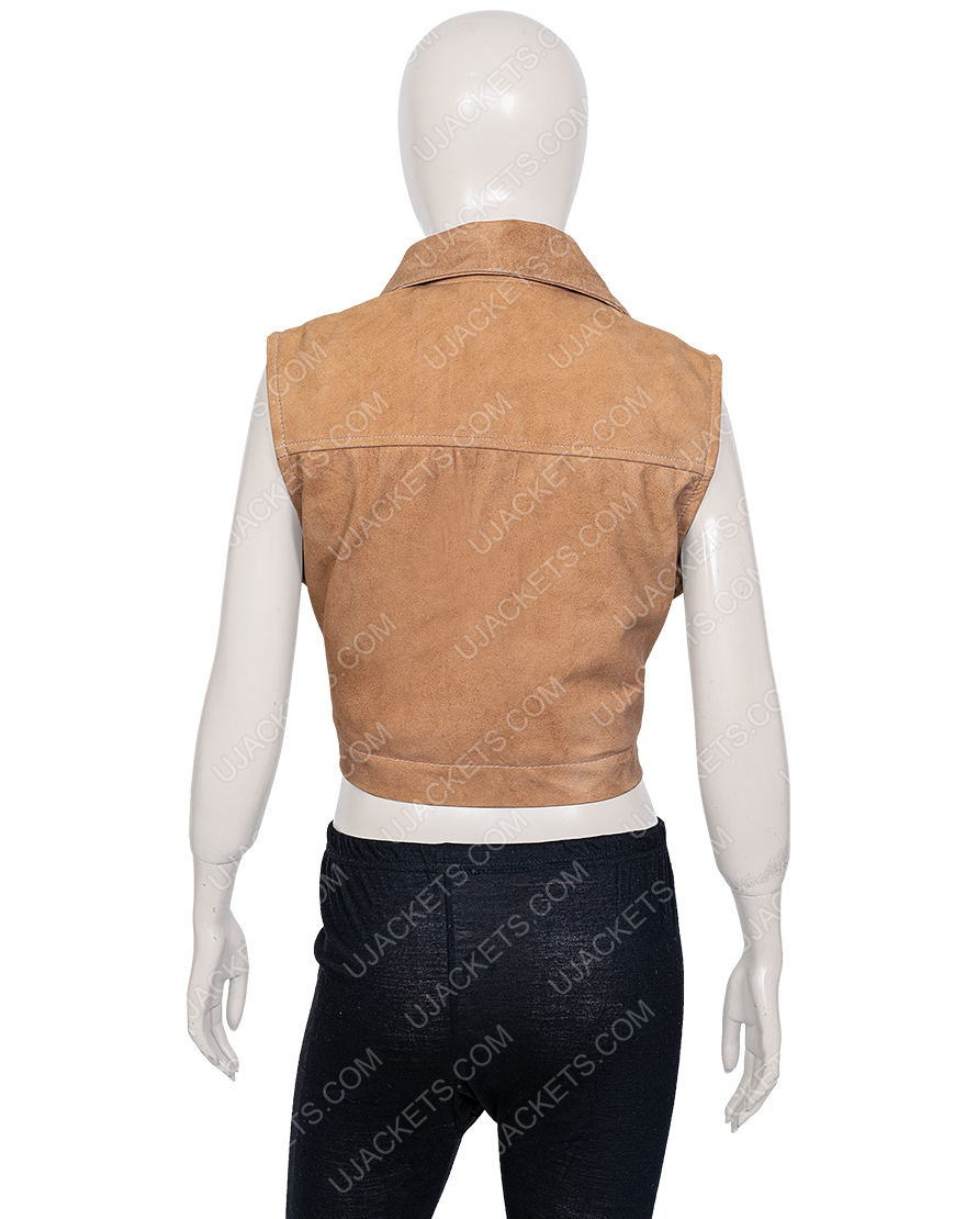 Devil May Cry 5 Nico Goldstein Cropped Jacket