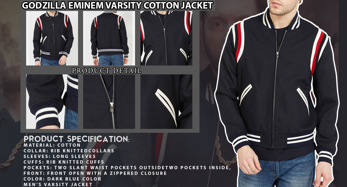 Godzilla-Eminem-Varsity-Cotton-Jacket