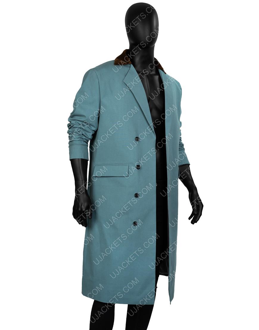 Hellboy 2019 David Harbour Cotton Coat