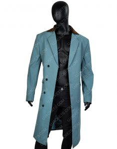 Hellboy 2019 David Harbour Cotton Long Coat