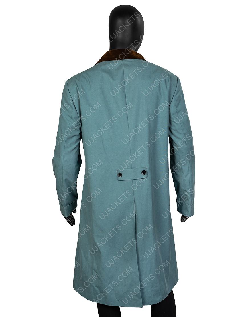 Hellboy 2019 Harbour Cotton Long Coat