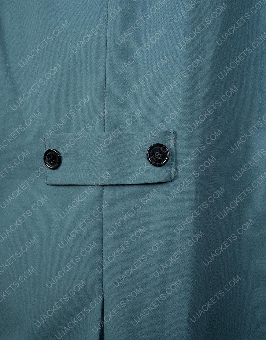 Hellboy David Harbour Cotton Long Coat