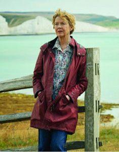 Hope gap Annette Bening coat