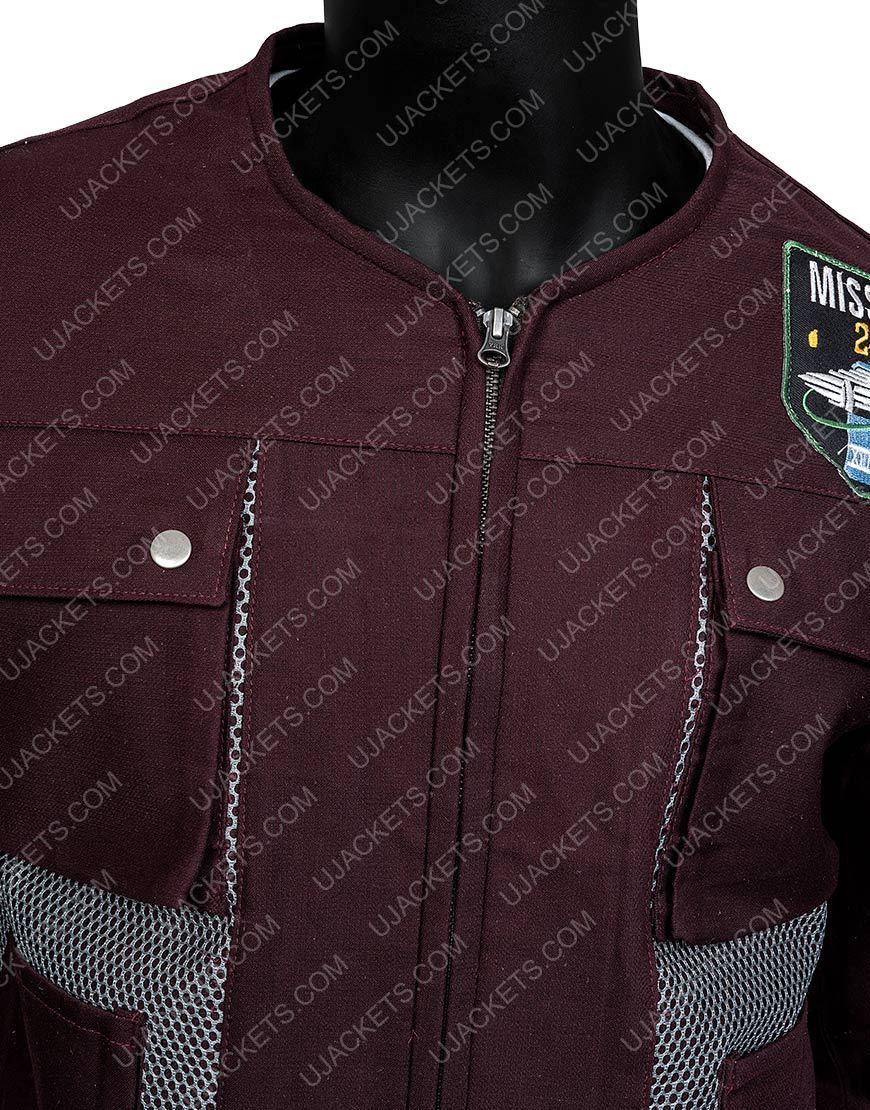 Lost In Space Brown Will Robinson Jacket