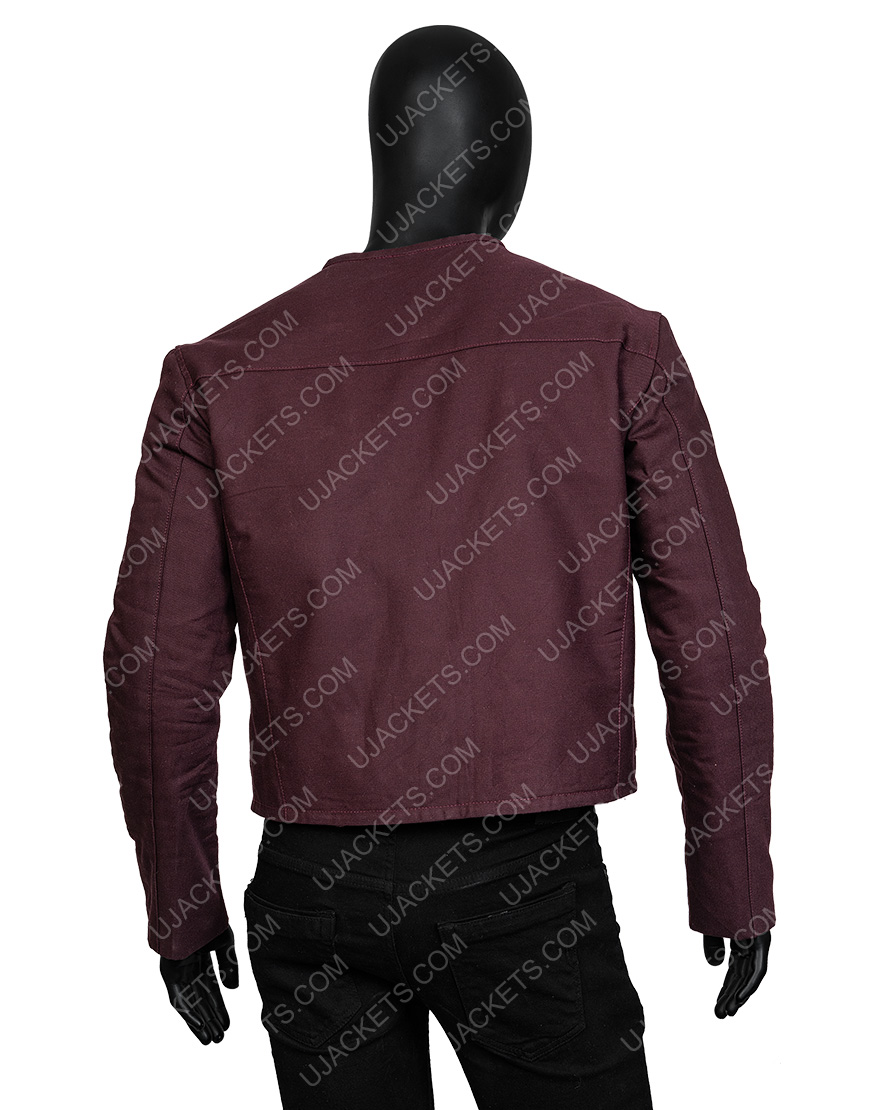 Lost In Space Maxwell Jenkins Brown Will Robinson Jacket