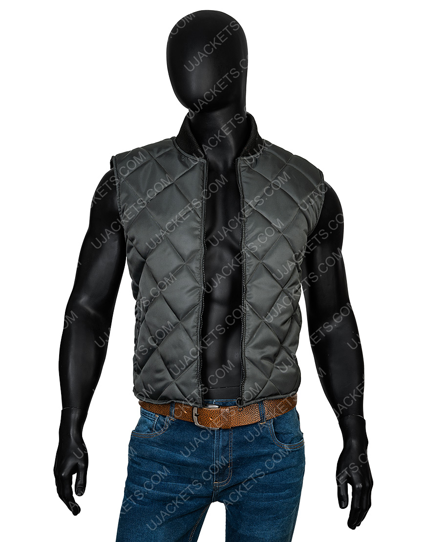 Michael B. Jordan Creed Adonis Johnson Quilted Vest