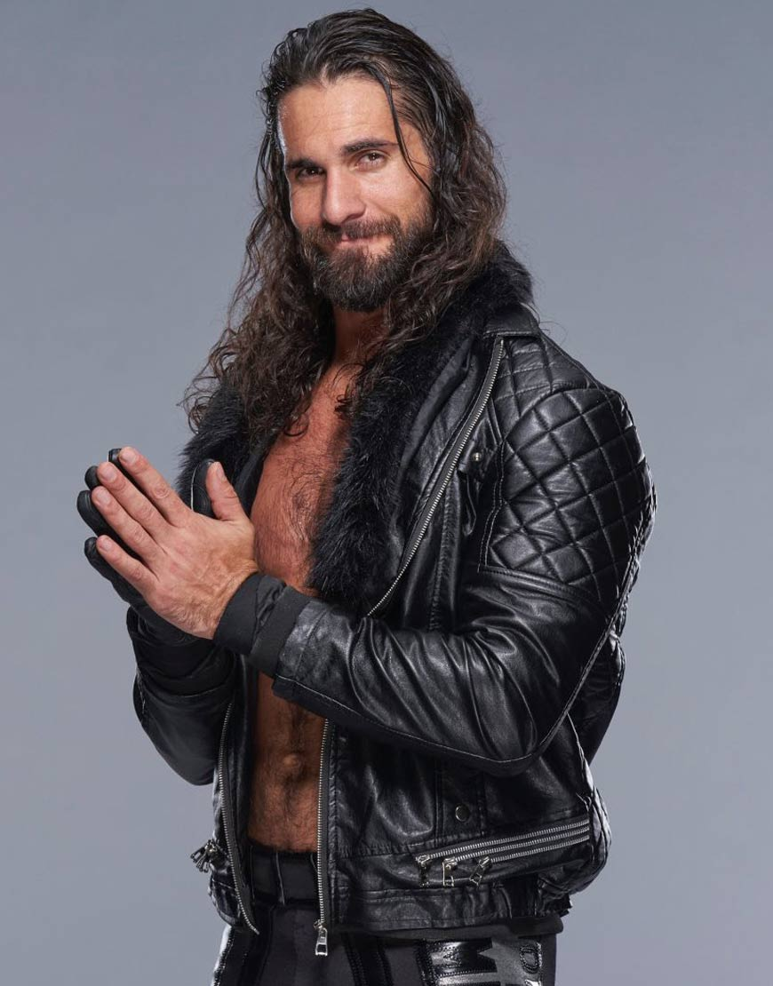 Seth-Rollins-Leather-Jacket