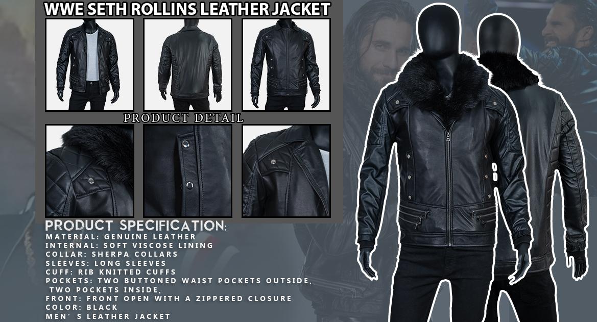 WWE-Seth-Rollins-Leather-Jacket (1) (2)