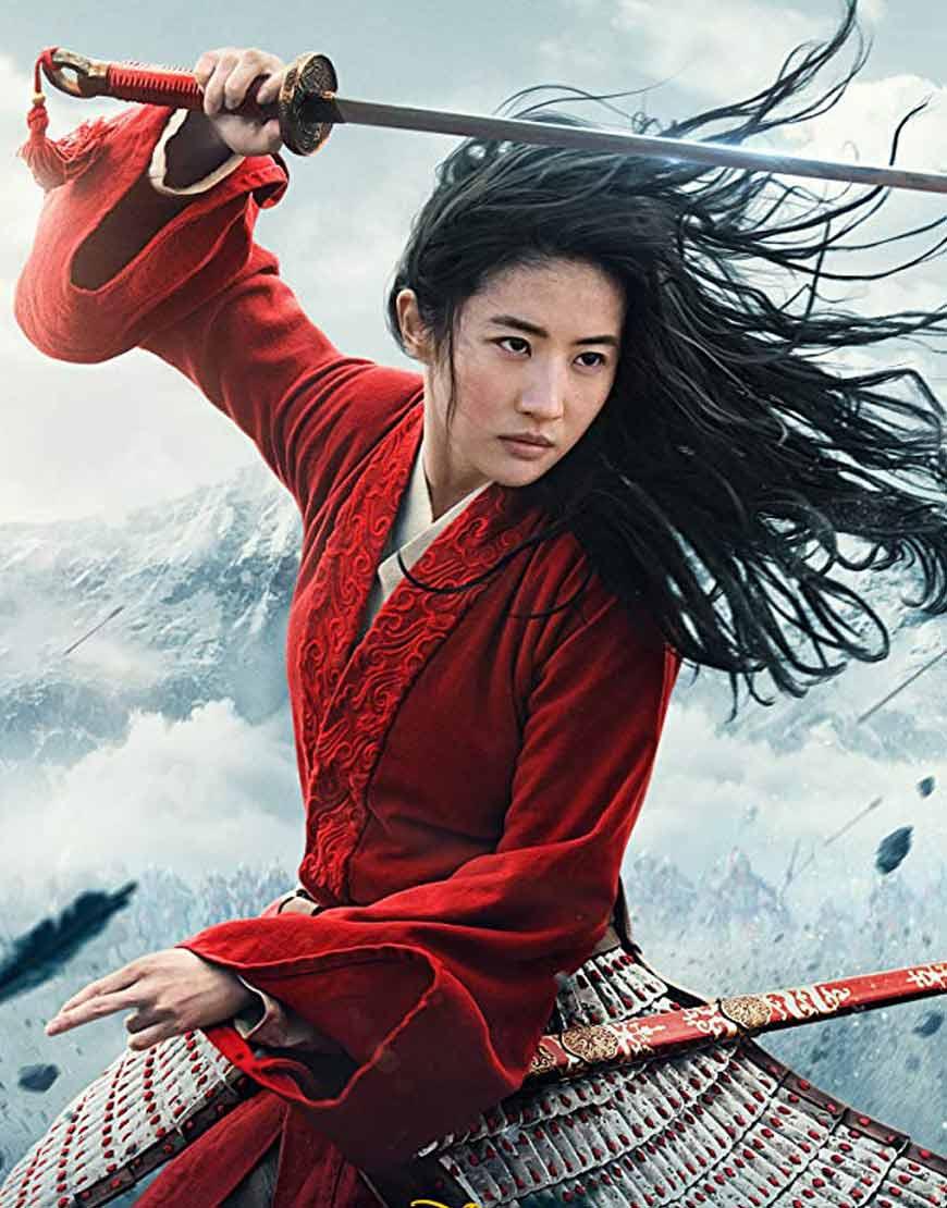 Yifei-Liu-Mulan-RedWoolen--Coat