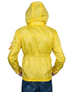 Louis Hofmann Dark Jonas Kahnwald Yellow Long Jacket