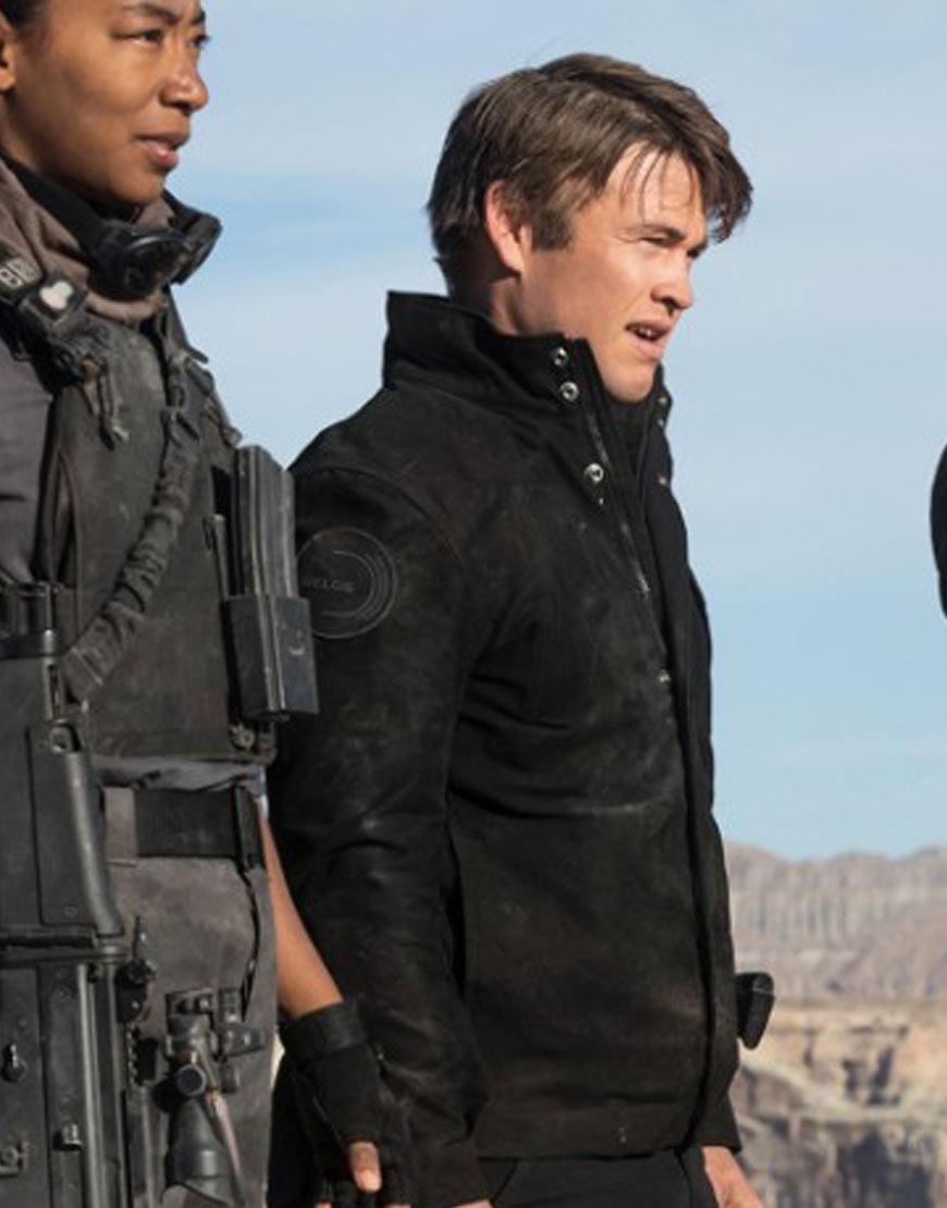 Luke-Hemsworth-Ashley-Stubbs-Black-Cotton-Jacket