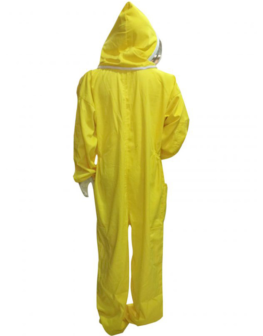 Professional-Yellow-Protective-Suit