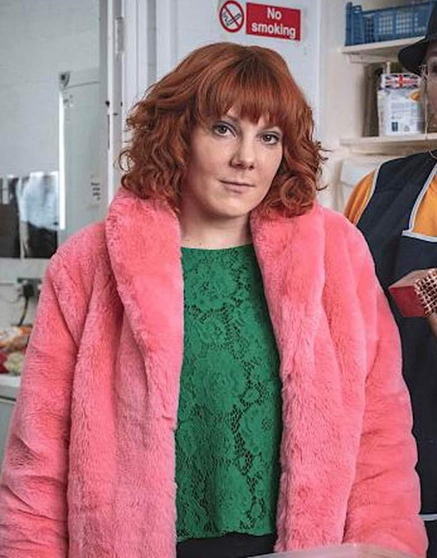 Sophie Willan Alma's Not Normal Jacket