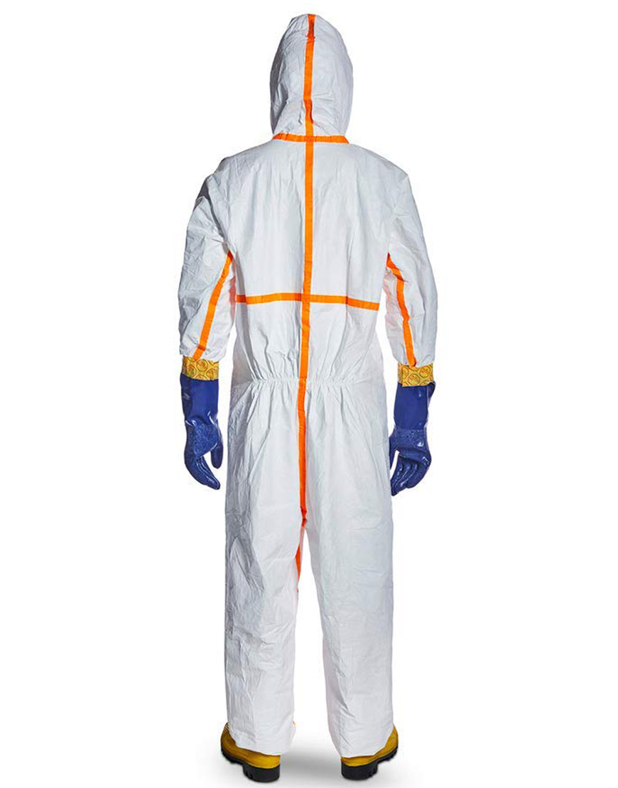 Striped-Cotton-Polyester-Protective-Suit