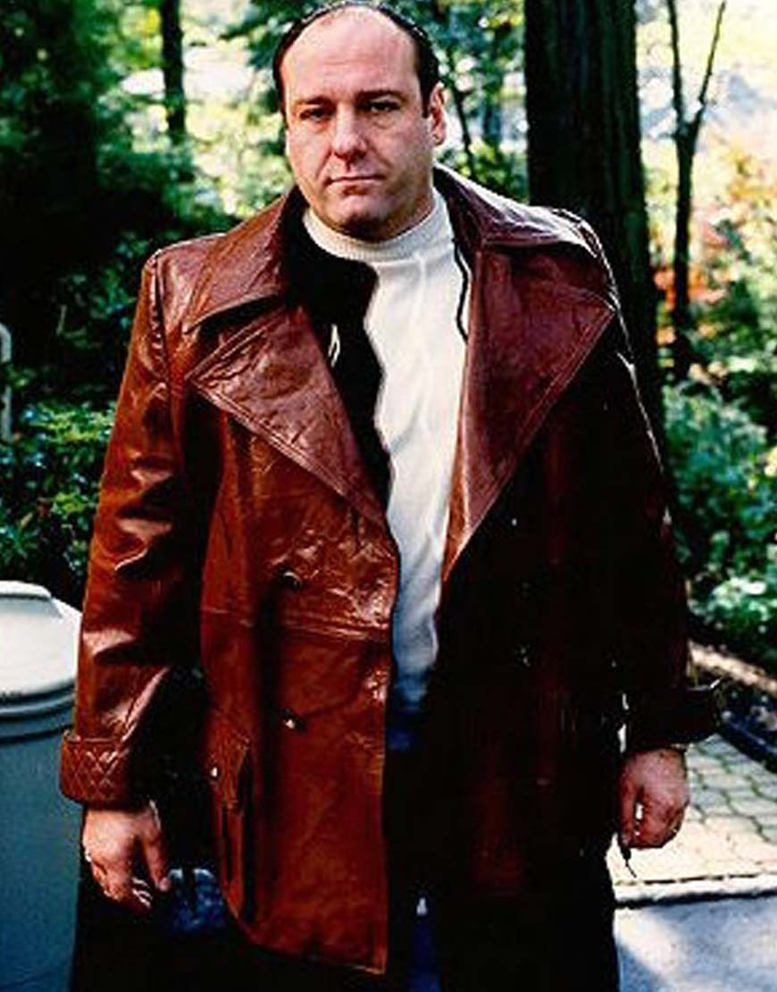 The-Sopranos-S02-Tony-Leather-Coat