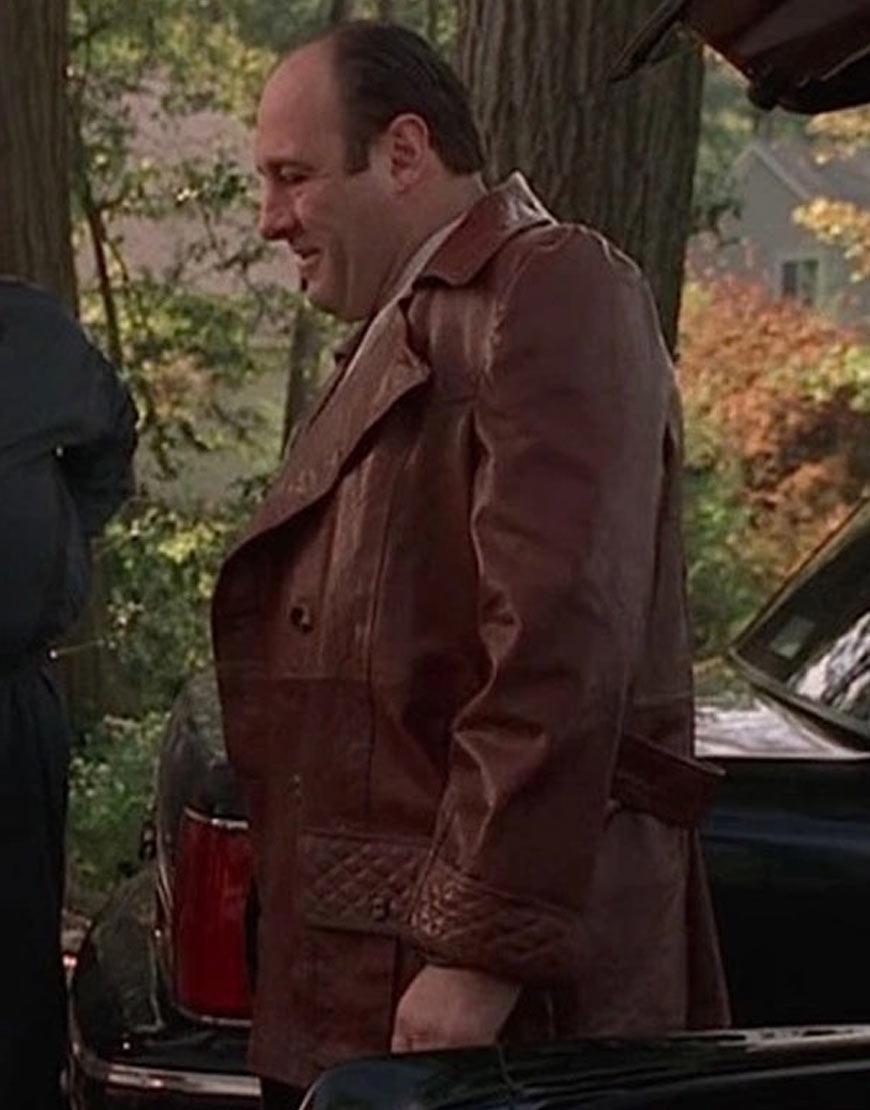 The-Sopranos-Tony-Brown-Coat