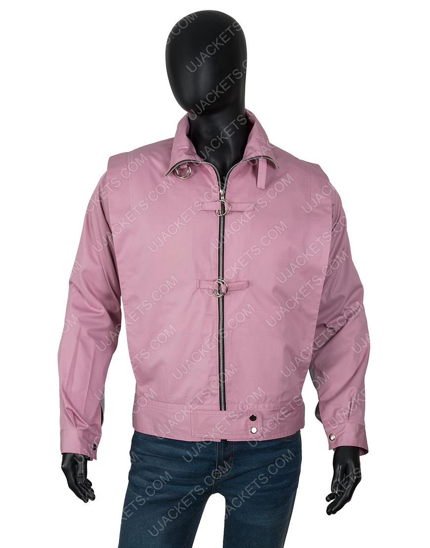 American Horror Story 1984 Pink Xavier Plympton Jacket
