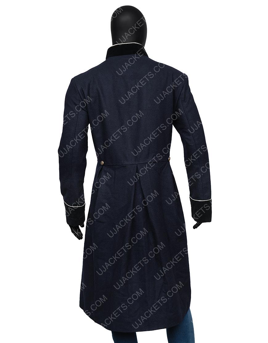 Charlie Manx NOS4A2 Season 02 Zachary Quinto Blue Coat