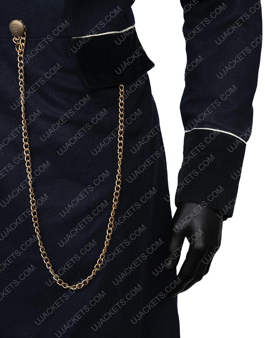 Charlie Manx NOS4A2 Season 02 Zachary Quinto Coat