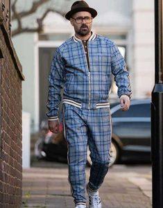 Colin-Farrell-Blue-Checkered-The-Gentleman-Coach-Tracksuit--510x600