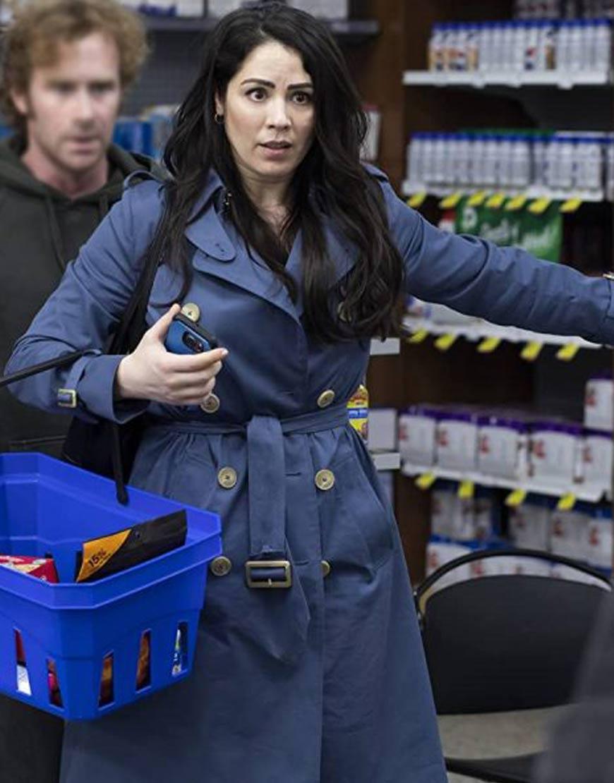 Michelle-Borth-Karen-No-Good-Deed-Coat