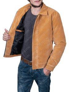 The Last Of Us Part II Joel Suede Leather Jacket