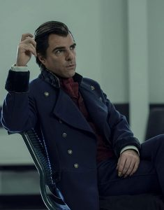 Zachary-Quinto-NOS4A2-Charlie-Manx-Blue-Military-Coat