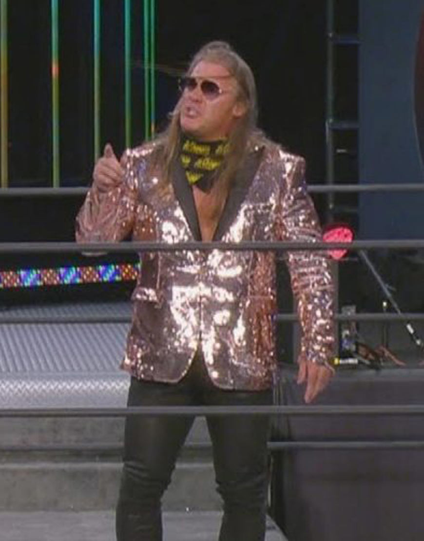 AEW-Dynamite-Chris-Jericho-Shiny-Sequins-Blazer - Copy