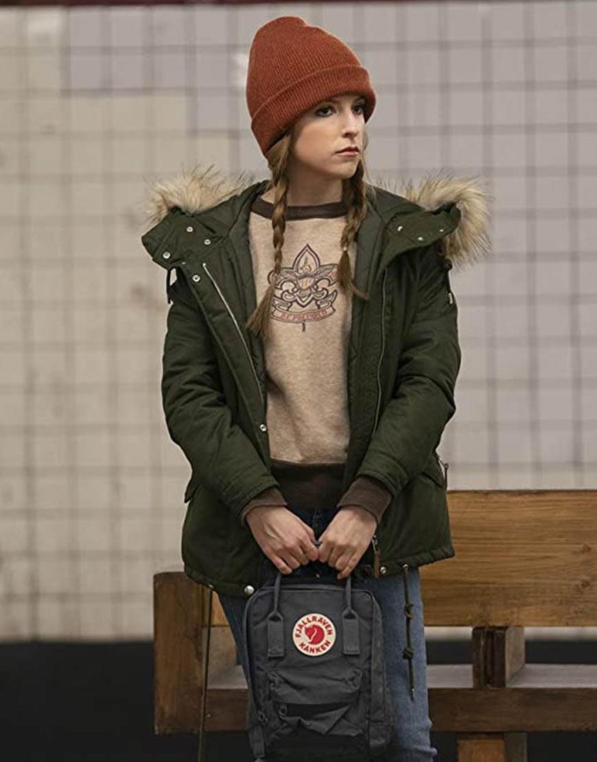 Anna-Kendrick-Love-Life-Darby-Parka-