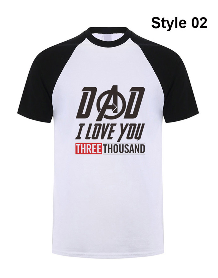 Avengers-Endgame-Dad-I-Love-you-Three-Thousand-Time-T-shirt