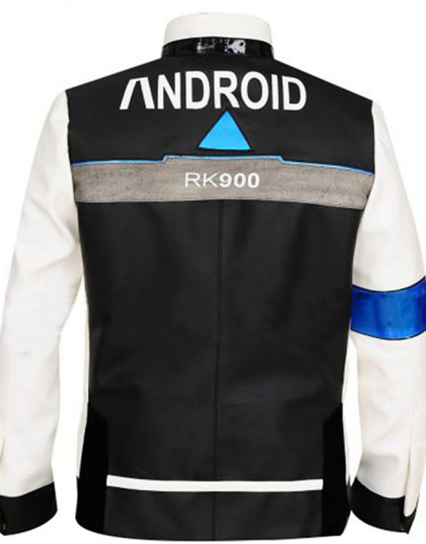 Connor-RK900-Detroit-Become-Human-Jacket