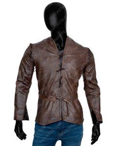 Cursed Devon Terrell Leather Jacket