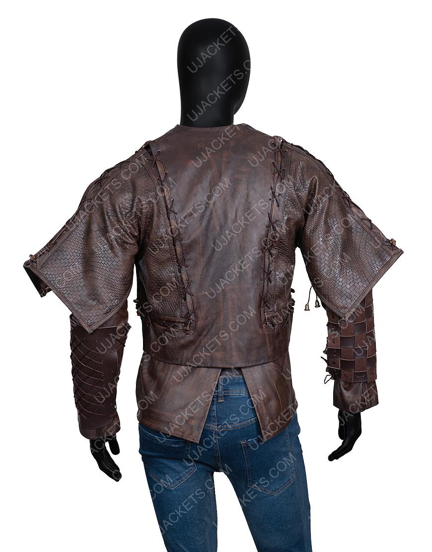 Devon Terrell Tv-Series Cursed Leather Jacket