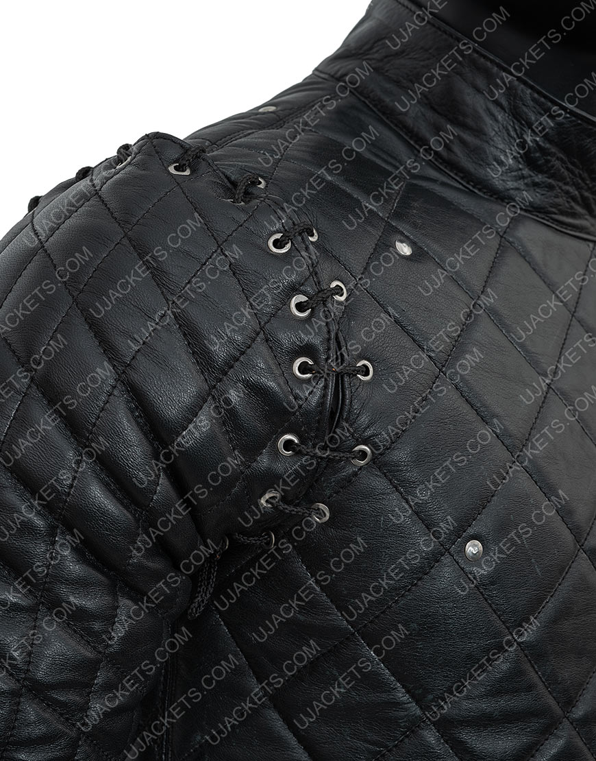 Game Of Thrones Samwell Tarly John Bradley Quilted Jacket