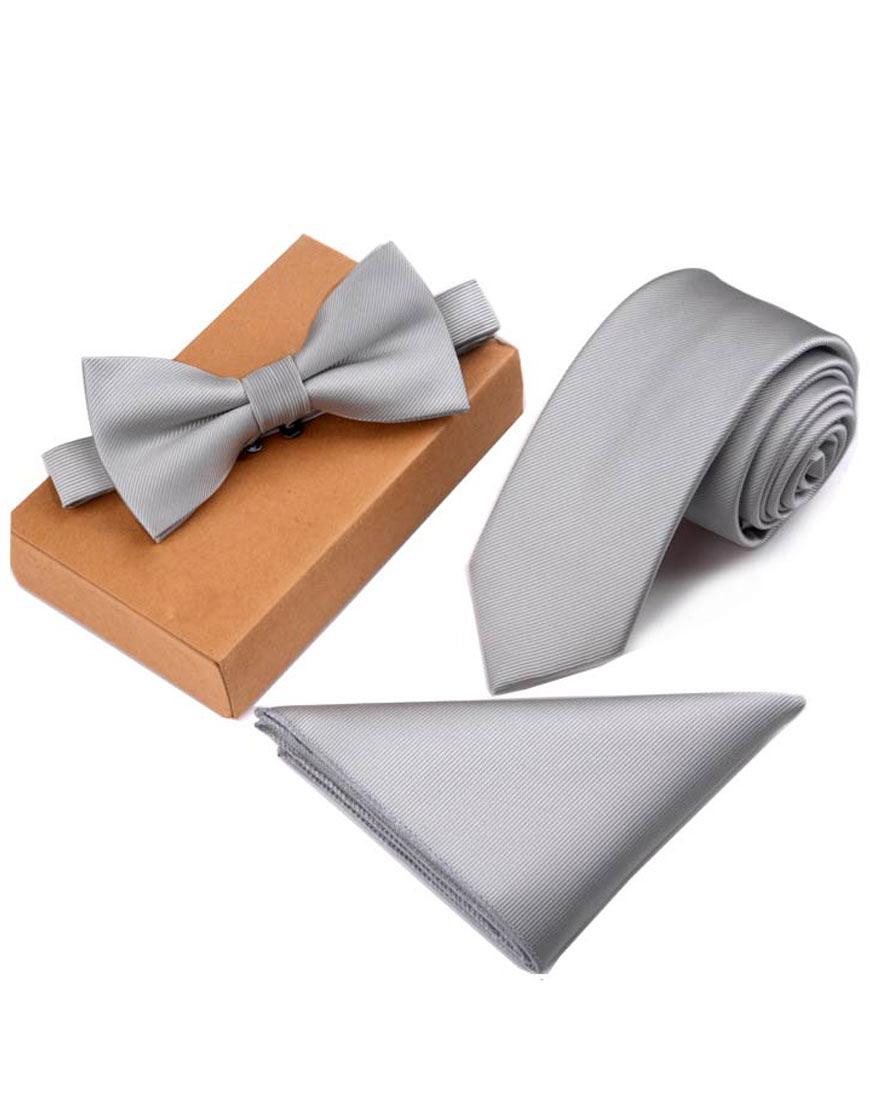 Grey-Bow-Tie