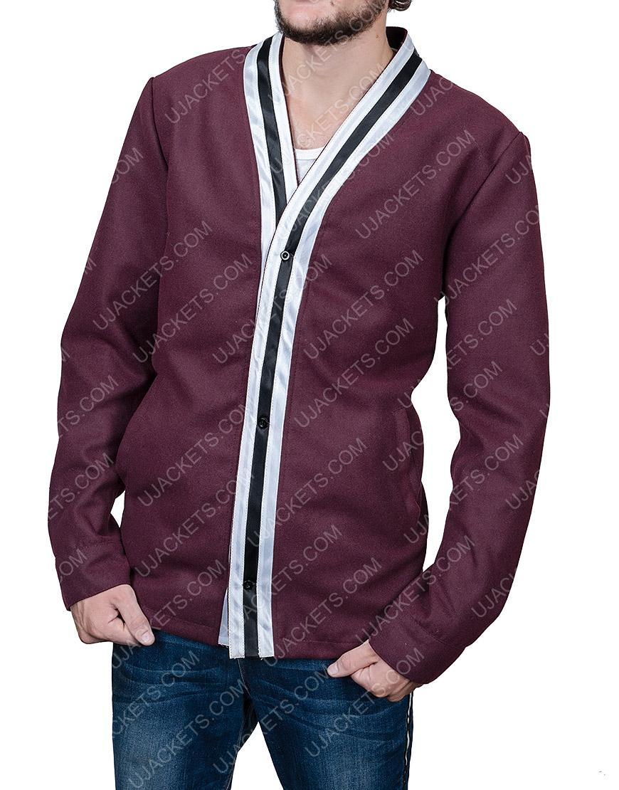 Jake Horowitz The Vast Of Night Jacket With White Stripes