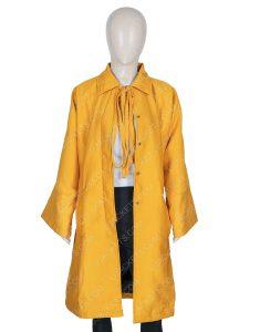 Jodie Comer Killing Eve Season 03 Villanelle Wool Blend Coat